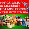 Турнир по Лего Майнкрафт