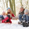 Зимен семеен празник