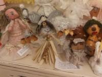 Нашествие от ангели в Арт-къща Куклите