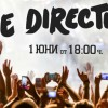 One Direction в Bulgaria Mall