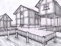 Къщи на кокили