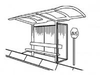 Да си измислим спирка на автобус