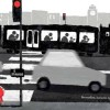 Червената шапчица и Градът