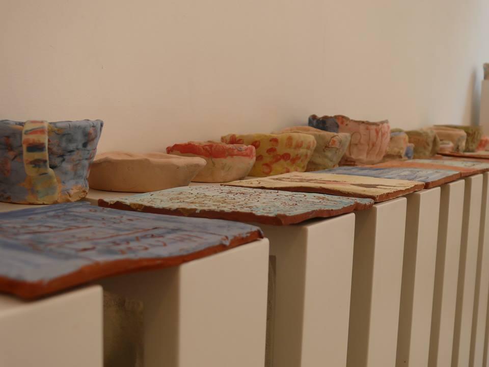 Изложба керамика