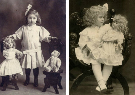 играчките на децата през 19 век