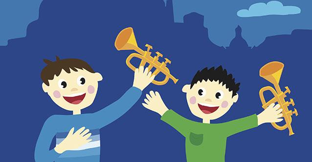 programata-kids-Poster Brass