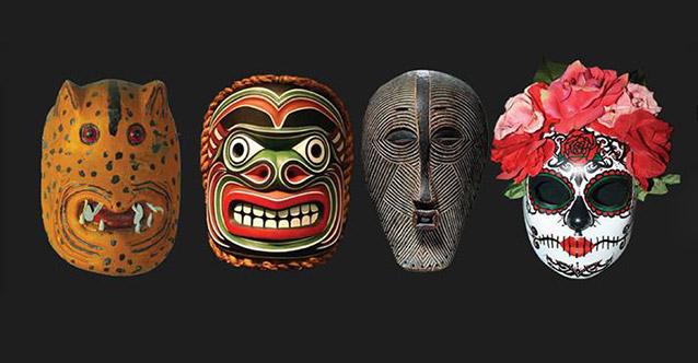История на изкуството – Маските