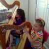 Музикално училище на възглавници
