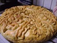 Обредните хлябове на Бъдни вечер