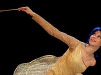 Пепеляшка на балет Арабеск