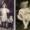 Ретро фотосесии с кукли