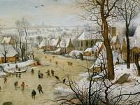 История на изкуството за деца – Питер Брьогел
