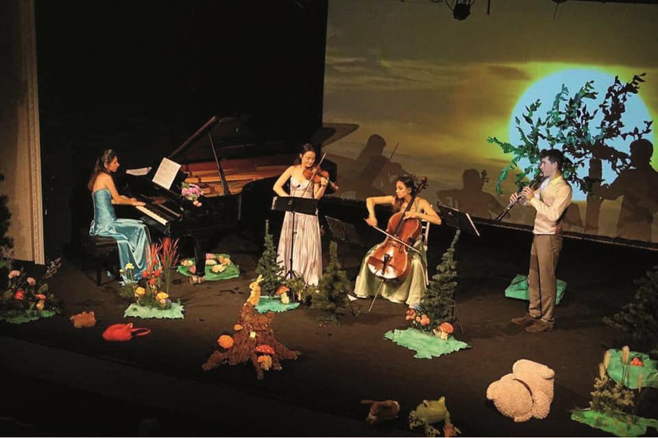 Музиката на гората (2)
