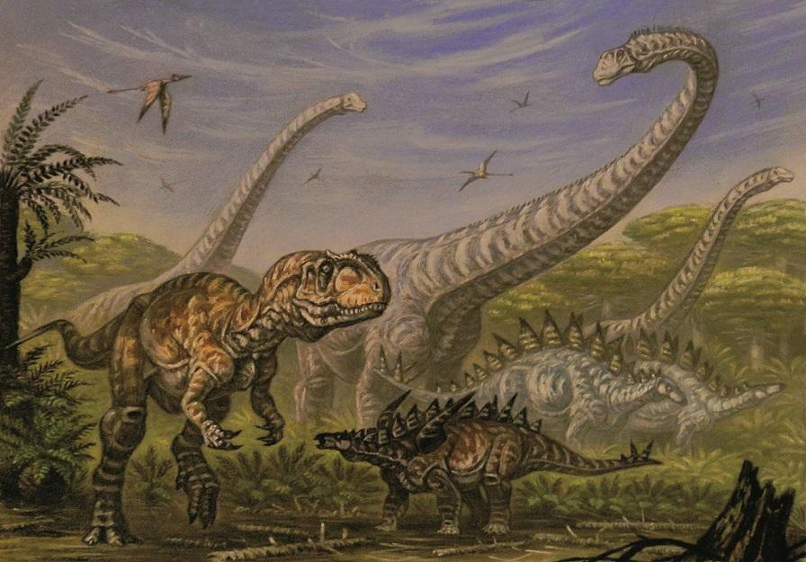 Динозавърски загадки