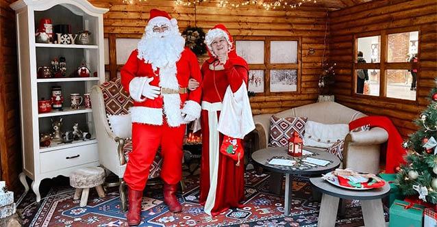 Коледни събития в Bulgaria Mall
