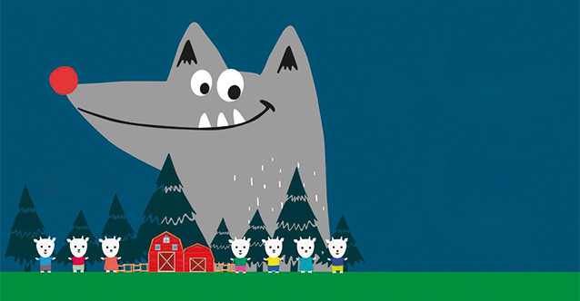 Вълкът и седемте козлета