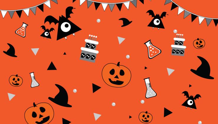 Хелоуин в Музейко